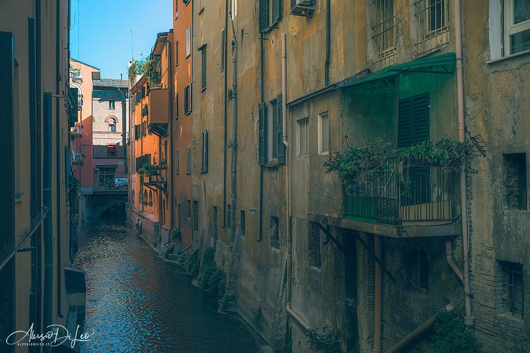 Urban photography Bologna