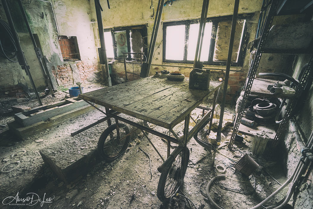 Urbex posti abbandonati