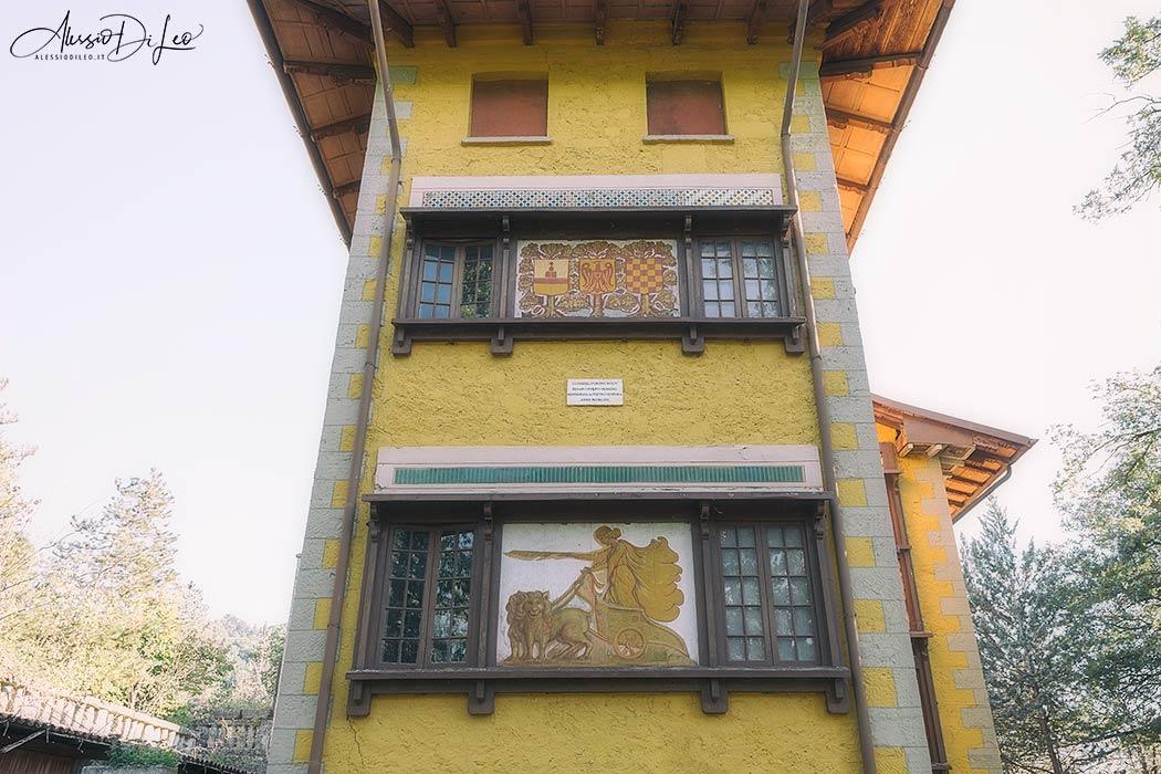 Villa del cavaliere urbex